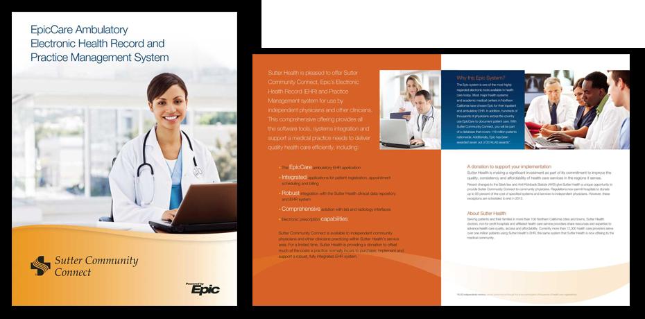 Sutter Health Graphic Design 3